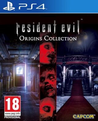 RESIDENT EVIL ORIGINS COLLECTION – PS4
