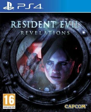 RESIDENT EVIL REVELATIONS – PS4