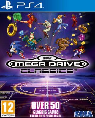 SEGA MEGADRIVE CLASSICS – PS4