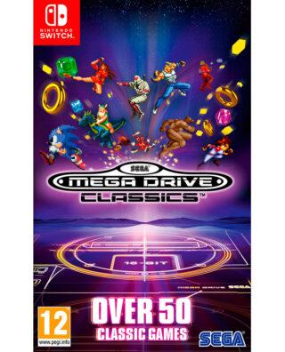 SEGA MEGADRIVE CLASSICS – Nintendo Switch