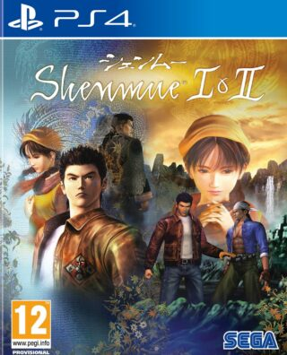 SHENMUE I & II – PS4