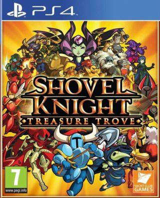 SHOVEL KNIGHT TREASURE TROVE – PS4