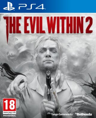 THE EVIL WITHIN 2 + STEELBOOK – PS4