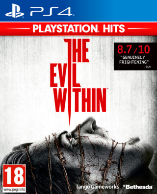THE EVIL WITHIN – PLAYSTATION HITS – PS4