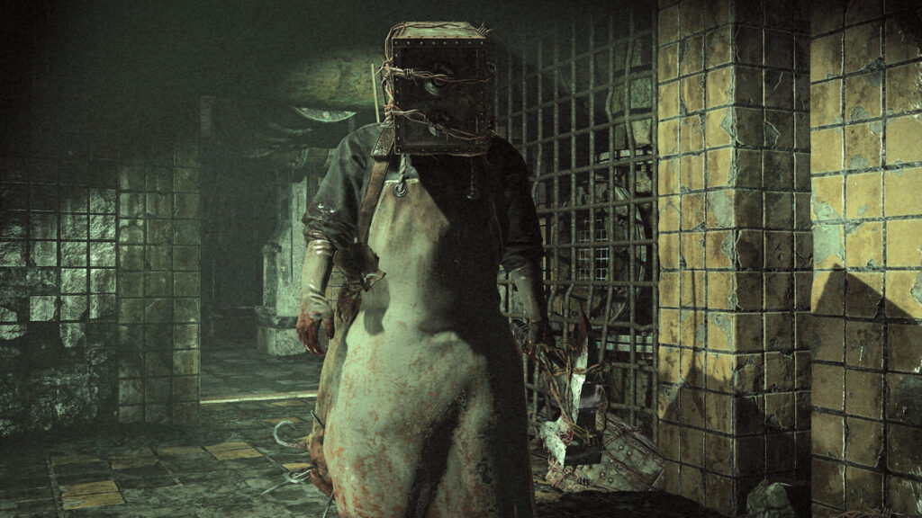 THE EVIL WITHIN PS HITS