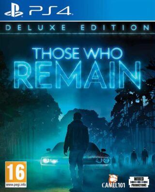 THOSE WHO REMAIN – PS4