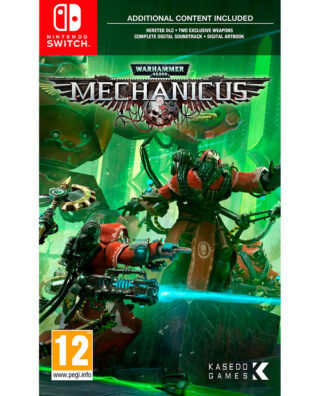 WARHAMMER 40,000 MECHANICUS – Nintendo Switch