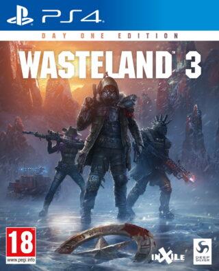 WASTELAND 3 – PS4
