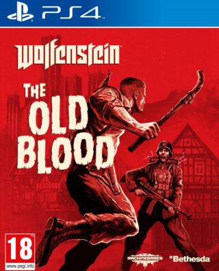WOLFENSTEIN THE OLD BLOOD – PS4