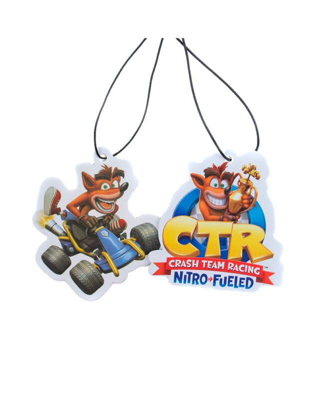 AMBIENTADOR CRASH TEAM RACING – PACK 2