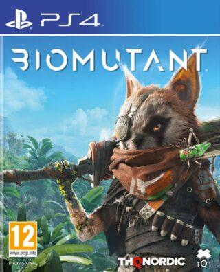 BIOMUTANT – PS4