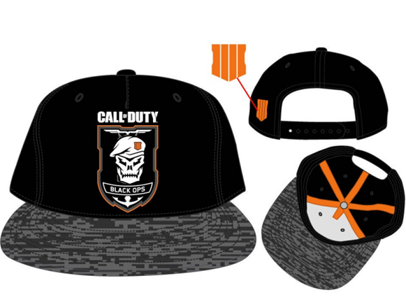BONE CALL OF DUTY BLACK OPS 4 SKULL CREST CAMO