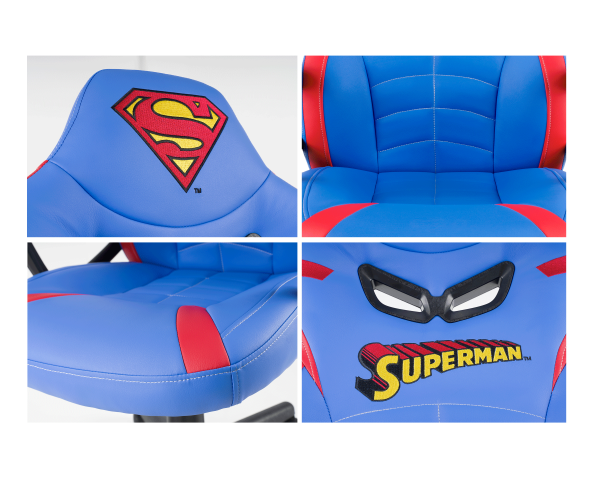 CADEIRA GAMING JUNIOR SUPERMAN 2