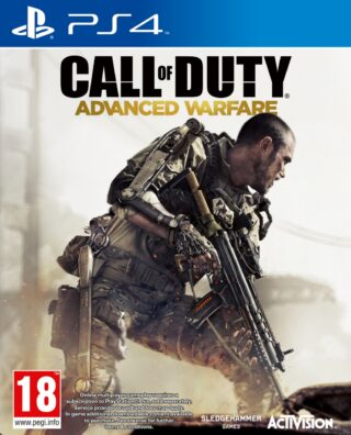 CALL OF DUTY ADVANCED WARFARE – PS4