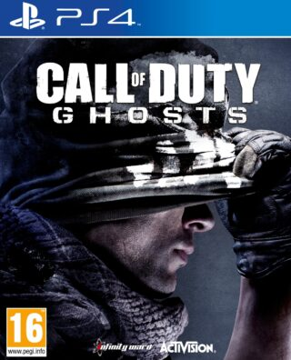 CALL OF DUTY GHOSTS – PS4