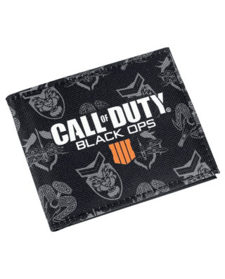 CARTEIRA CALL OF DUTY BLACK OPS 4