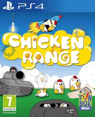 CHICKEN RANGE – PS4