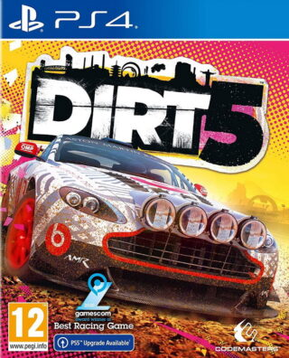 DIRT 5 – PS4