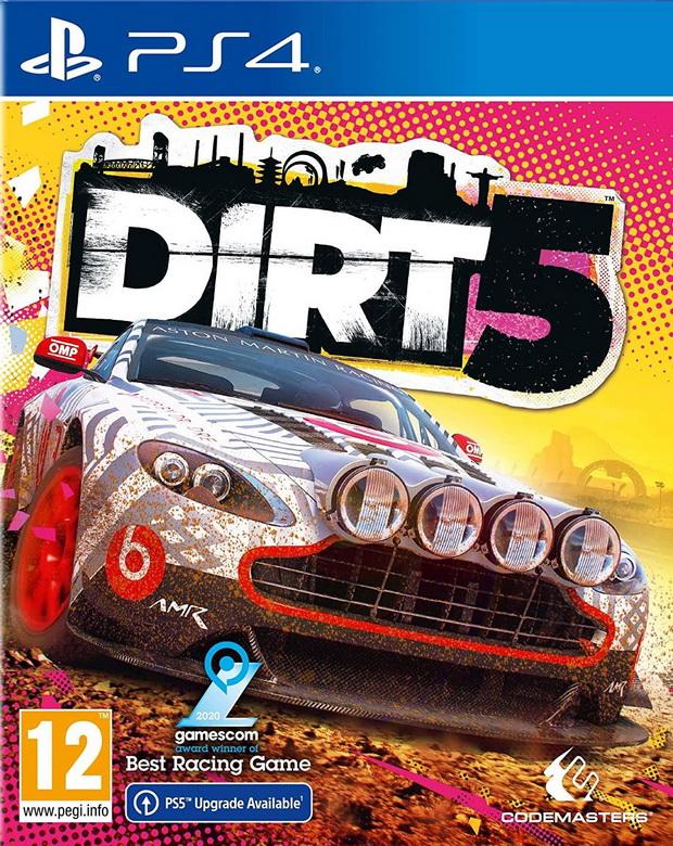 DIRT5 PS4