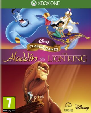 DISNEY CLASSICS ALADDIN AND THE LION KING – Xbox One