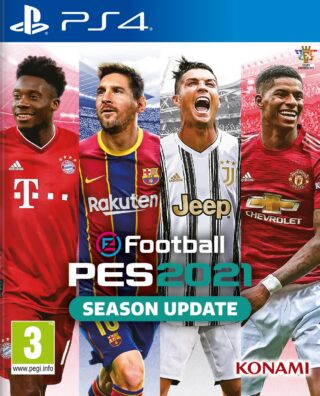 EFOOTBALL PES 2021 – PS4