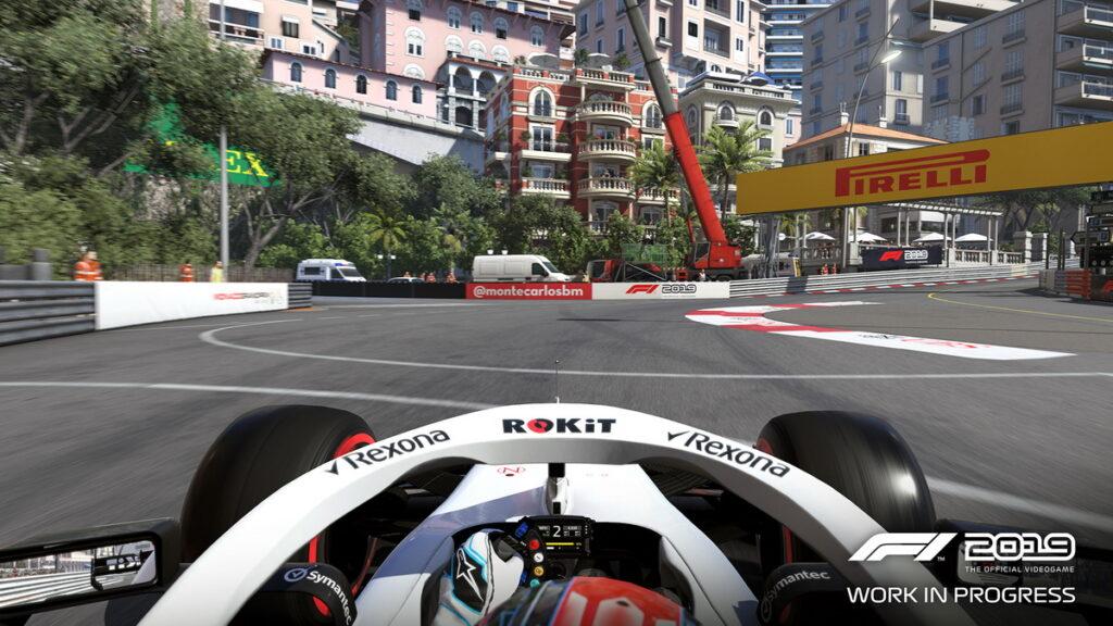 F1 Monaco 01 2019