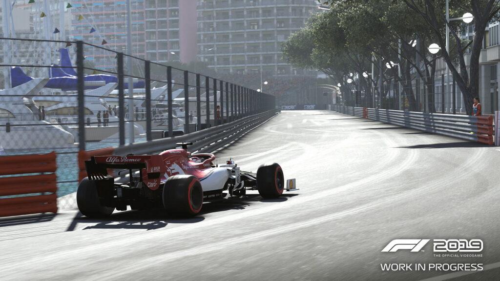 F1 Monaco 03 2019
