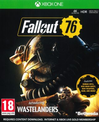 FALLOUT 76 WASTELANDERS – Xbox One