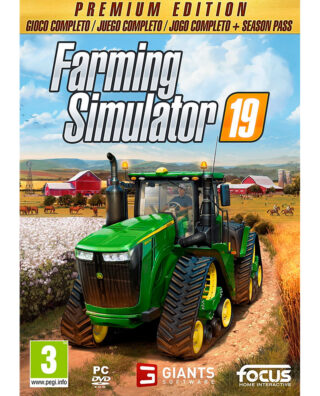 FARMING SIMULATOR 19 PREMIUM EDITION – PC