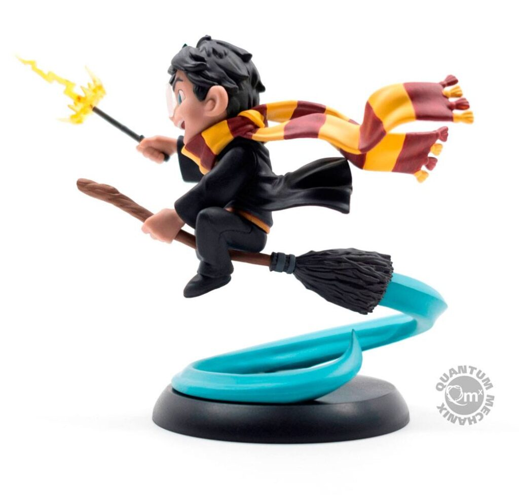 FIGURA HARRY POTTER Q FIG HARRY POTTER FIRST FLIGHT 10CM