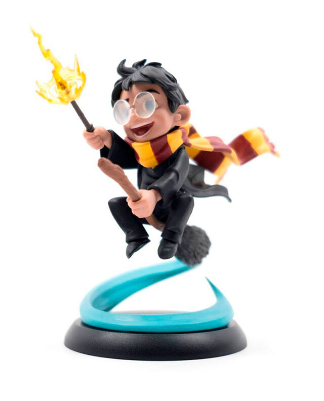 FIGURA HARRY POTTER Q-FIG – HARRY POTTER FIRST FLIGHT 10CM