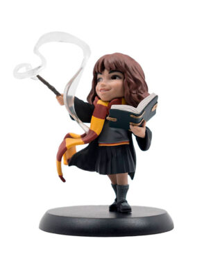 FIGURA HARRY POTTER Q-FIG – HERMIONE FIRST SPELL 10CM