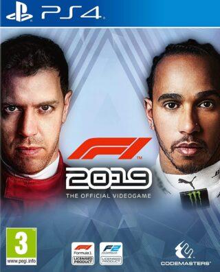 FORMULA 1 2019 – PS4