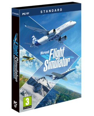 MICROSOFT FLIGHT SIMULATOR – PC