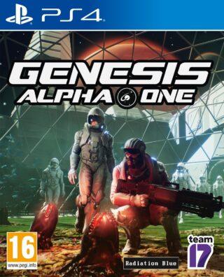 GENESIS ALPHA ONE – PS4