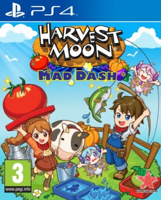 HARVEST MOON MAD DASH – PS4