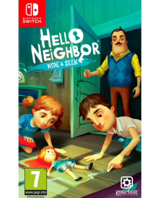 HELLO NEIGHBOR HIDE & SEEK – Nintendo Switch