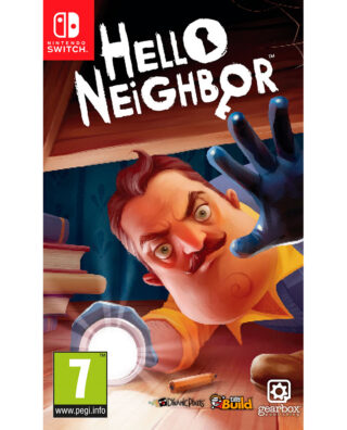 HELLO NEIGHBOR – Nintendo Switch