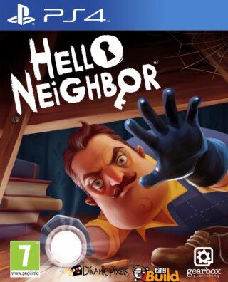 HELLO NEIGHBOR – PS4