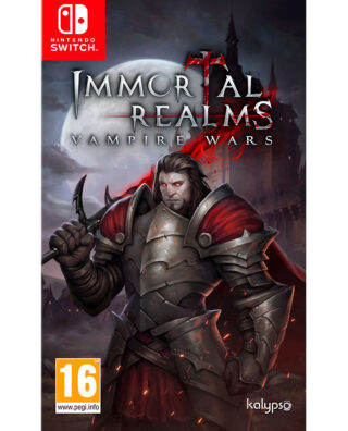 IMMORTAL REALMS VAMPIRE WARS – Nintendo Switch