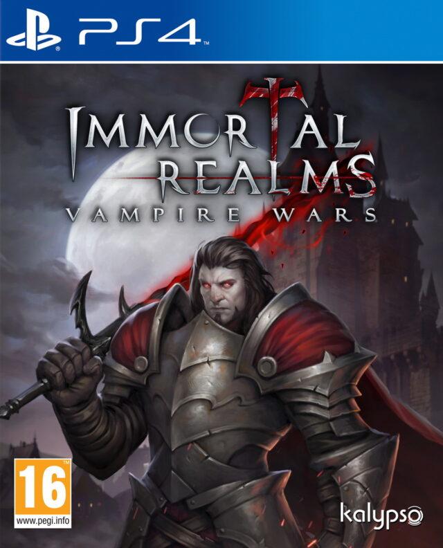 IMMORTAL REALMS VAMPIRE WARS PS4