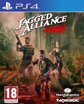 JAGGED ALLIANCE RAGE – PS4