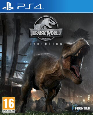 JURASSIC WORLD EVOLUTION – PS4