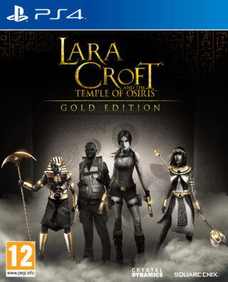 LARA CROFT AND THE TEMPLE OF OSIRIS – PS4