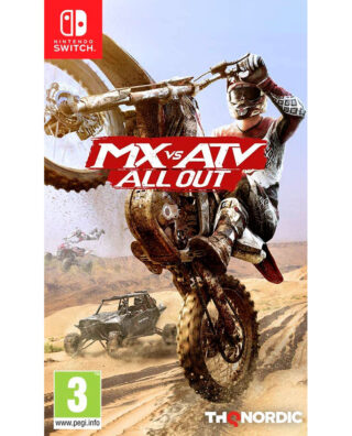 MX VS ATV ALL OUT – Nintendo Switch