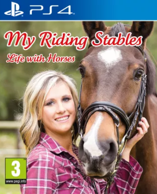 MY RIDING STABLES – PS4