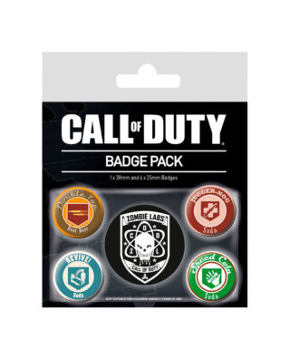 PINS CALL OF DUTY – BADGE PACK