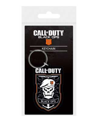 PORTA-CHAVES CALL OF DUTY BLACK OPS 4 – SKULL CREST