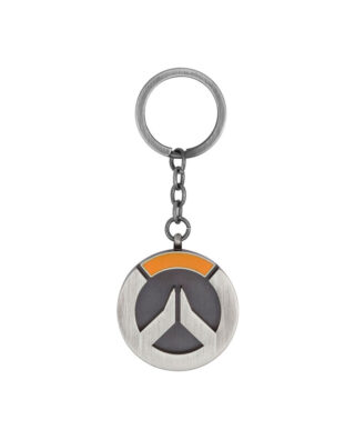 PORTA-CHAVES OVERWATCH – LOGO METAL