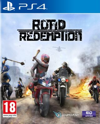 ROAD REDEMPTION – PS4